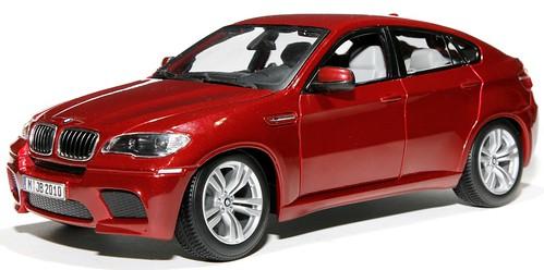 Burago BMW X6M (1)