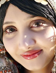 Another face from yemen (Khalid Alkainaey  ) Tags: life travel people woman tourism girl beauty face photography image muslim islam picture middleeast arab yemen sanaa aden  yemeni yaman      ymen  yemenia  jemen  arabiafelix      arabianpeninsula            yemenphotos     republicofyemen     yemenpicture    lifeandpeople yemeniaairways   yemeniamagazine  kainaey  traditionalcostumeofyemen yemenimages