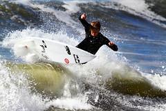 Kolohe Andino (John Salanoa) Tags: canon surf waves surfer wave smith surfing newportbeach 7d miles huntingtonbeach 54thstreet koloheandino andrewdoheny christiansaenz