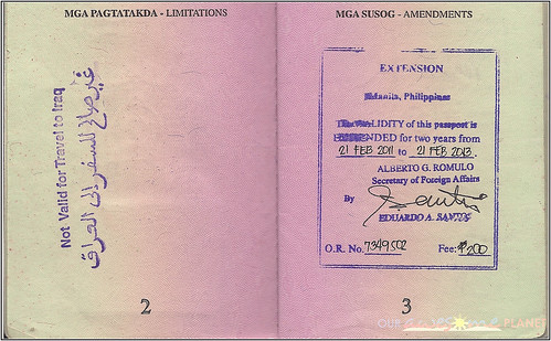 How To Extend Your Passport Validity?