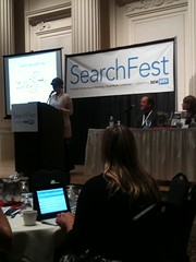 Chris Sherman Keynote at SearchFest 2011
