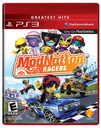 Modnation Racers Greatest Hits for PS3