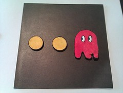 Clyde magnets card