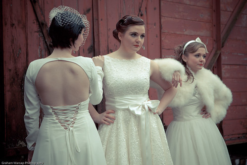 Vintage Wedding Dress Shoot-4090
