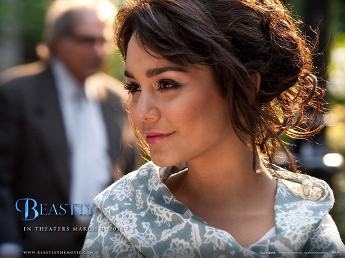 vanessa hudgens 2011 movie. Beastly Movie Wallpaper
