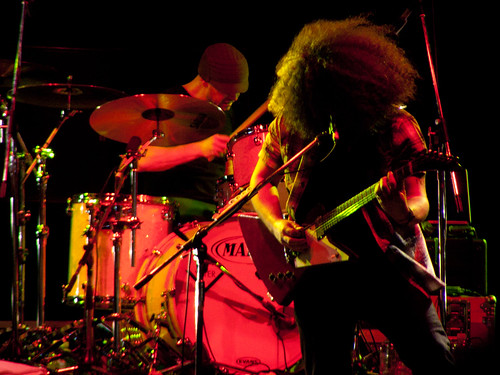 Coheed and Cambria - Soundwave Brisbane - 26 February 2011