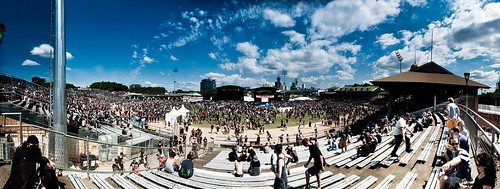 @soundwavefest Brisbane 2011 Panorama