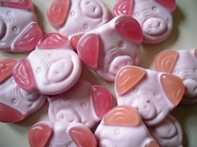 Percy Pigs