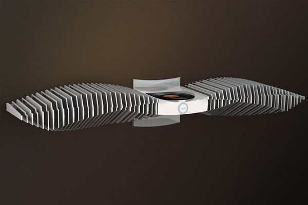 Dala Vinyl Player – máy nghe nhạc tuyệt đẹp