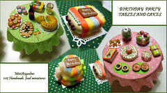 Birthday miniatures