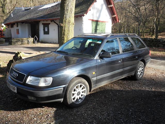estate 1993 german 1992 100 audi avant 1990s 90s quattro galvanised