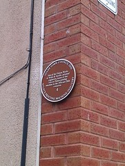 Photo of Brown plaque number 6300