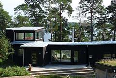 Fritidshus på Ljusterö (Skogsindustrierna) Tags: 2012 träpriset