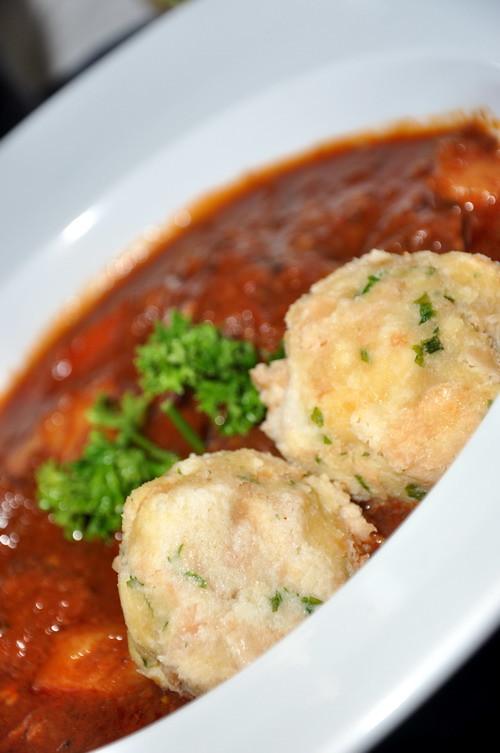 Deutsches Gasthaus 5 Beef goulash stew
