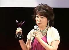 110305 -『第5回聲優獎[Seiyu Awards]』頒獎典禮!高橋和枝賞(本屆新設)~田中真弓