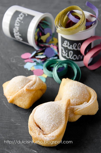 Tortelli Dolci di Ricotta-Sweet Ricotta Tortelli