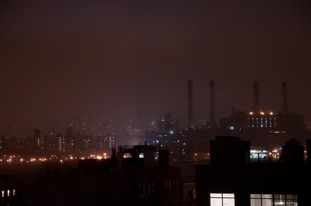 65/365 - East River fog.