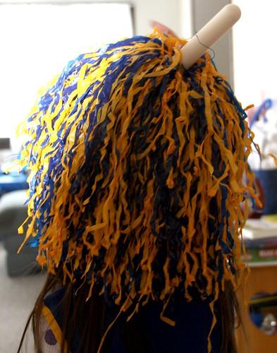 Pom-pom head-blogged