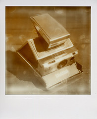 sx-70 (er_code_blue) Tags: polaroid sx70 sonar impossibleproject 600uv