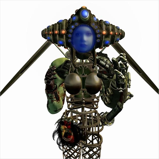 Robo-ninja:)