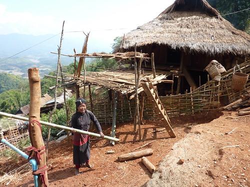 Kengtung - Village Eng-Le village (4)