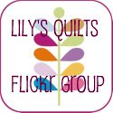 Lilys Quilts Flickr Group