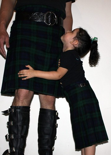 Daddy Daughter Kilts