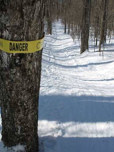 DANGER on Trail 9