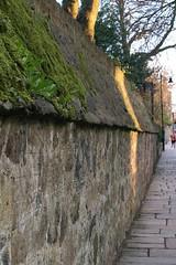 Chanonry (Rosa Alba Macdonald) Tags: sun heritage scotland shadows aberdeen chanonry listedbuildings oldaberdeen