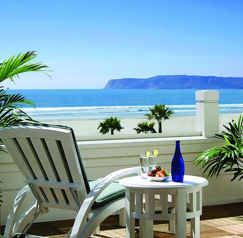 Beach Village Balcony