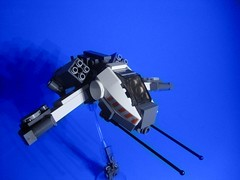YCC 'Hound' Interceptor (jestin pern) Tags: fiction sky lego science fi sci interceptor starfighter