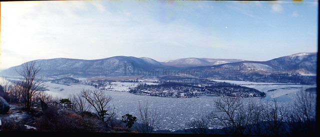 Icy Hudson by devinphotodotcom