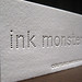 Ink Monster Business Card