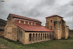 Monasterio de San Miguel de Escalada, Len (Josepargil) Tags: 7d len monasterio caminodesantiago castillaylen prtico mozrabe arcodeherradura sigloix sanmigueldelaescalada alfonsoiiielmagno josepargil monumentodeintersnacional