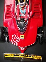 Ferrari 312T3 in 1/18th scale by Exoto (Ledlon89) Tags: grandprix formulaone modelcar racingcar scalemodel gillesvilleneuve diecastcars scaleddown ferrari312t3