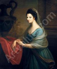 Sarah Sophia Banks portrait
