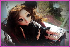 Saniyah (Pullip Clarity)d (♣♣ Zuley ♣♣) Tags: eyes doll dolls sweet clarity planning pullip pullips jun claritygirl