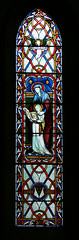 Avon Dassett John Hardman stained glass