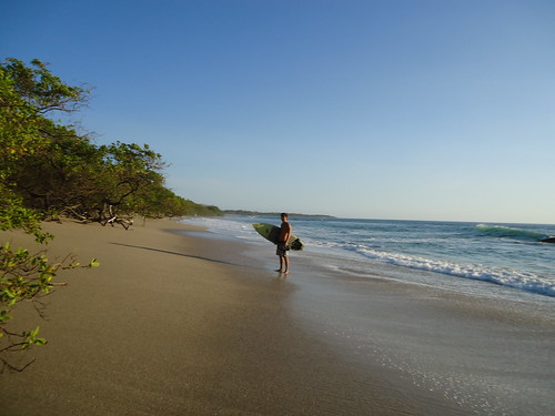 Hit the surf in Tamarindo, Costa Rica
