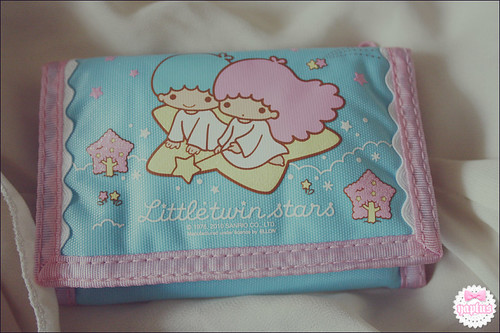 New Wallet Little Twin Stars