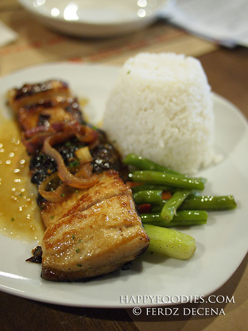 Hyphy's Bangus Steak