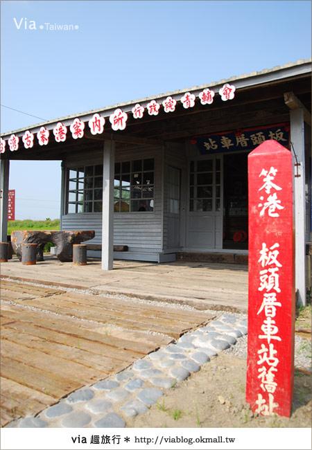 【嘉義景點】新港板頭村交趾剪粘藝術村~到處都是有趣的拍照景點!12