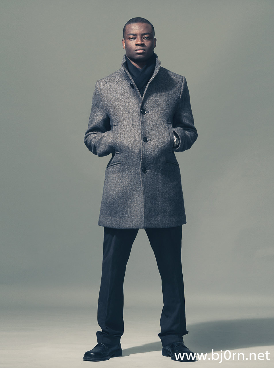 photo: Bjørn Christiansen, model: Kofi Gyimah