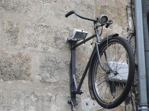 """""""luminoso"""" de tienda de bicicletas"""