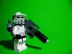 Woof! (jestin pern) Tags: trooper star force lego arf rocket missile wars clone launcher advanced recon hh12