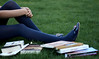 (S A R A ' S A A D ♥) Tags: shoes sara books saad reem bint سعد سارا 3mmy