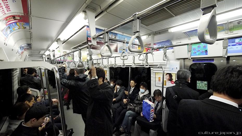Post Earthquake Tokyo - Transport