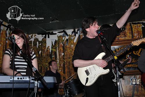 Darby Hall - March 10th 2011 - Gus' Pub - 02