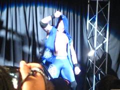 TNA Live! AJ Styles!