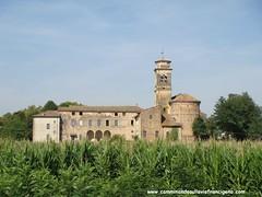 VersoFidenza11 (vie francigene) Tags: fidenza fiorenzuola viafrancigena alessandroghisellini cristinamenghini